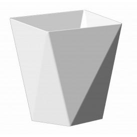 """Vaso de Degustacion """"Diamond"""" Blanco 100 ml (25 Uds)"""