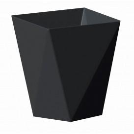 """Vaso de Degustacion """"Diamond"""" Negro 100 ml (500 Uds)"""