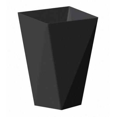 Vaso de Degustacion Diamond Negro 150 ml (12 Uds)