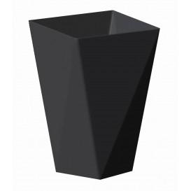 Vaso de Degustacion Diamond Negro 150 ml (240 Uds)