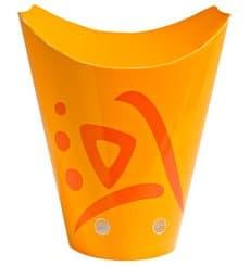 Caja cerrada de Comida para Llevar Kraft 480ml (1000 Uds)
