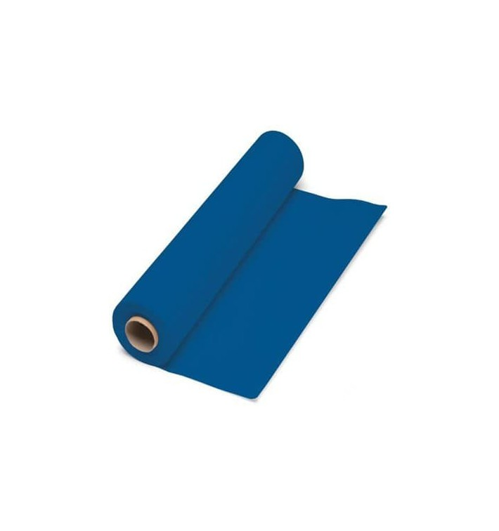 Mantel de papel Rollo Azul 1x100m. 40g (1 Ud)