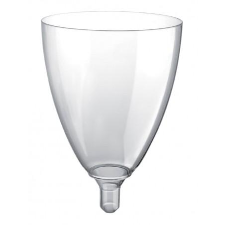 Copa de Plastico Vino Sommelier Transparente 180ml (20 Uds)