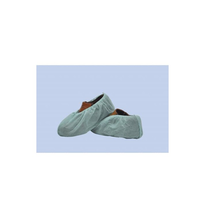 Cubrezapatos en Polipropileno Blanco (100 Uds)