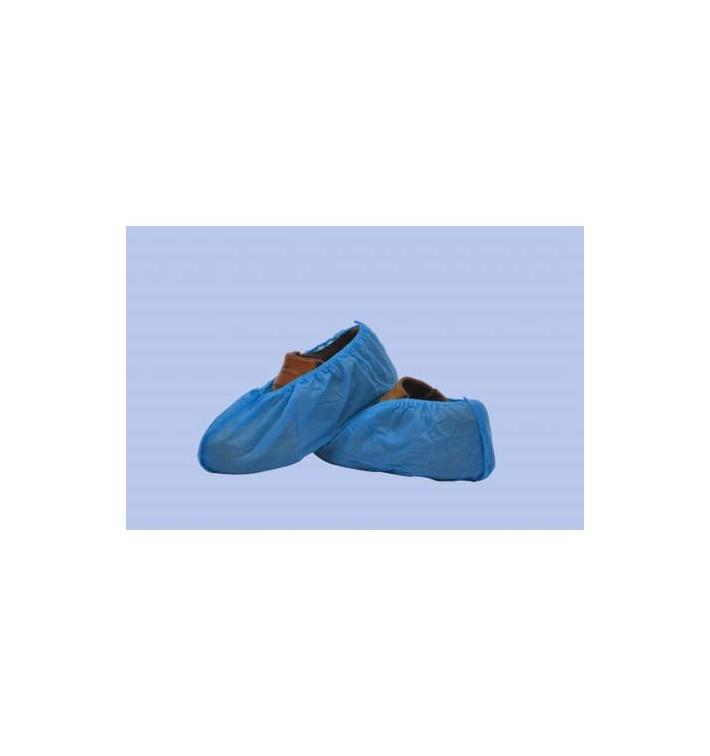 Cubrezapatos en Polipropileno Azul (1000 Uds)