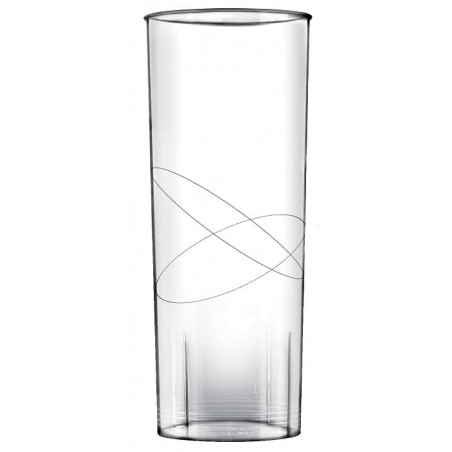 Vaso de Plastico Transparente PP 300ml (240 Uds)