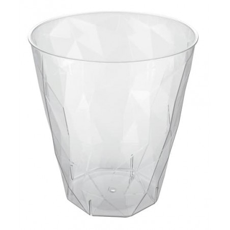 """Vaso de Plástico """"Ice"""" PP Transparente 340 ml (20 Unidades)"""