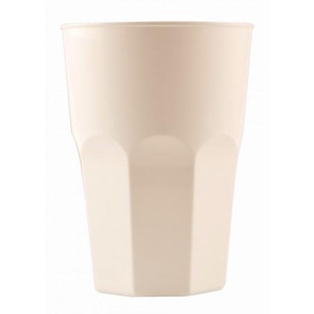Vaso Plastico para Cocktail Blanco PP Ø84mm 350ml (20 Uds)