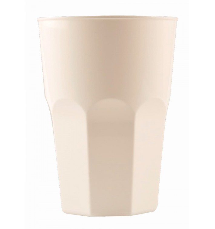 Vaso Plastico para Cocktail Blanco PP Ø84mm 350ml (420 Uds)