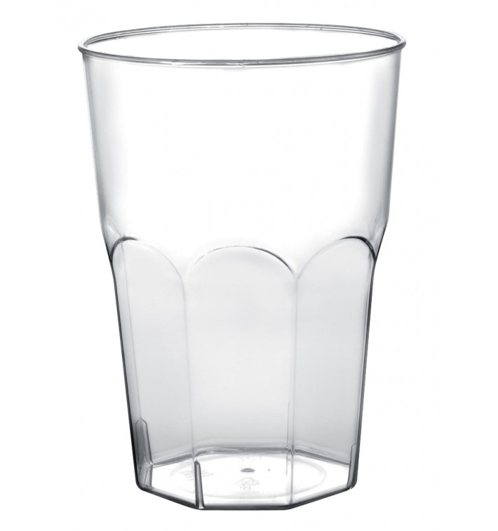 Vaso Plastico para Cocktail Transp. PP Ø84mm 350ml (420 Uds)