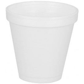 Vaso Termico Foam EPS 8Oz/240 ml Ø8,1cm (25 Unidades)