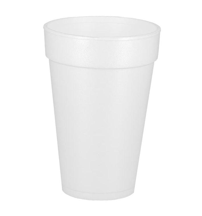 Vaso Termico Foam EPS 12Oz/360 ml Ø8,9cm (1000 Unidades)