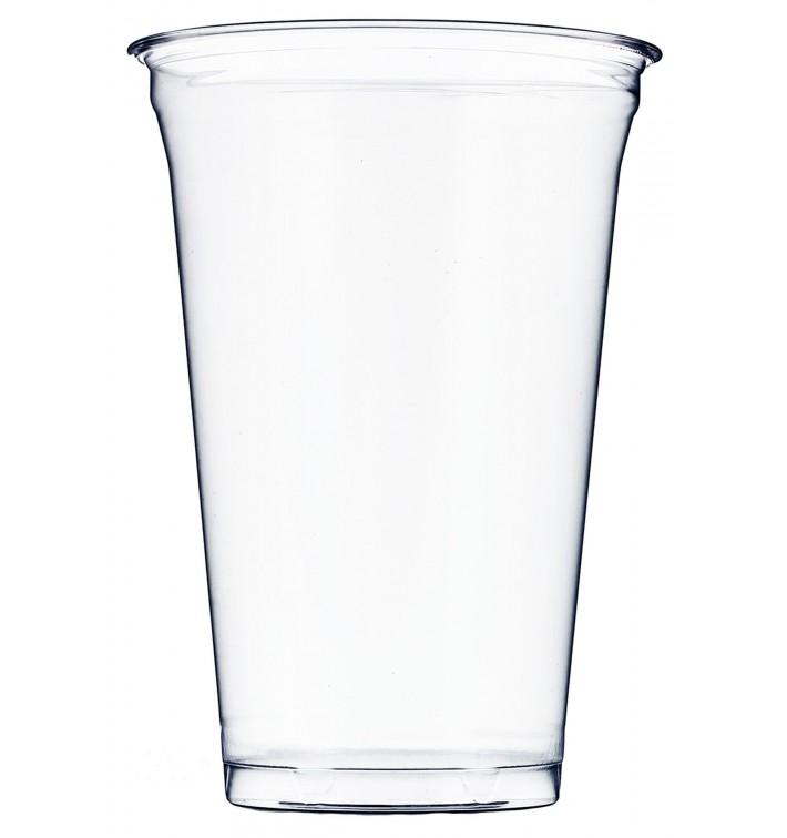 Vaso de Plástico Rígido de PET 545ml Ø9,8cm (50 Uds)