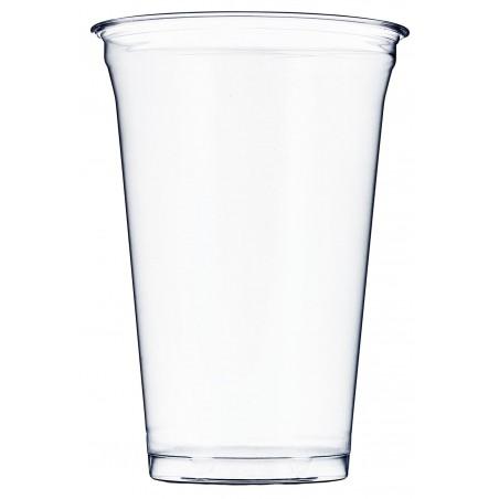 Vaso de Plástico Rígido de PET 545ml Ø9,8cm (600 Uds)