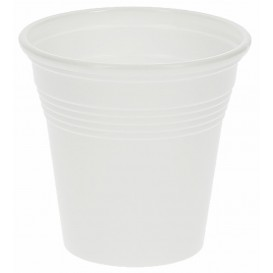 Vaso de Plastico PS Blanco 80 ml (4.800 Unidades)