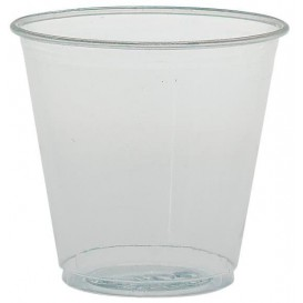 Vaso de Plástico PS 104ml Ø6,2cm (100 Uds)