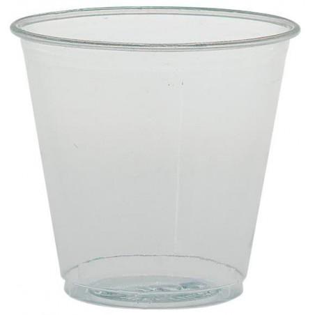 Vaso de Plástico PS 104ml Ø66mm (2.500 Uds)