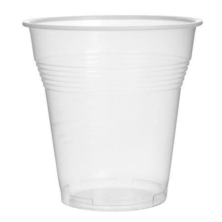 Vaso de Plastico PS Vending Transparente 160 ml (100 Uds)