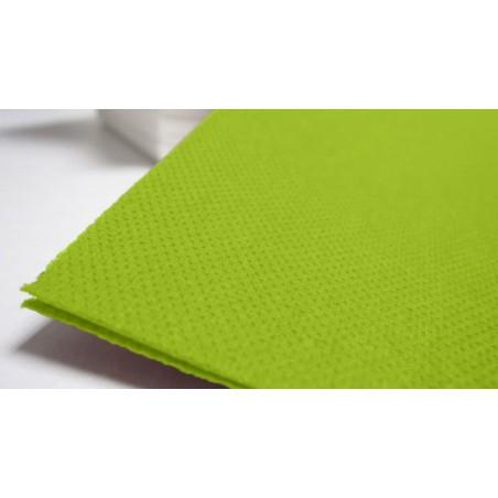 Servilleta de Papel 40x40 Verde Pistacho (Cajas 1.200 unidades)
