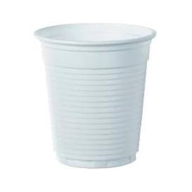 Vaso de Plastico PS Blanco 166ml Ø7,0cm (100 Uds)