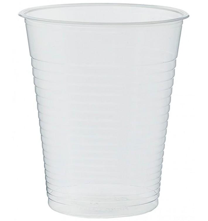 Vaso de Plastico PS Transparente 200ml Ø7,0cm (1500 Uds)