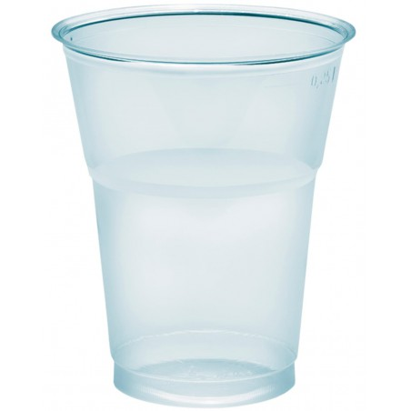 """Vaso Plastico """"Diamant"""" PS Cristal 300ml Ø8,2cm (900 Uds)"""