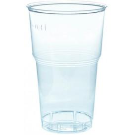 Vaso de Plastico PS Cristal Transp. 490ml Ø9,0cm (1.000 Uds)