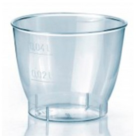 Vaso Inyectado Cool Cup PS 40 ml (2.000 Uds)