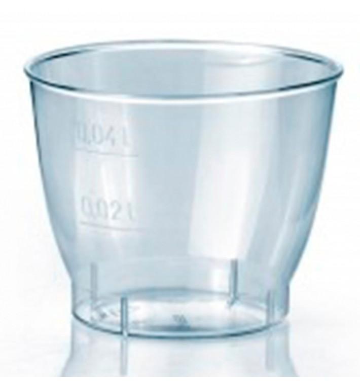 Vaso Inyectado Cool Cup PS 40 ml (2.000 Uds)