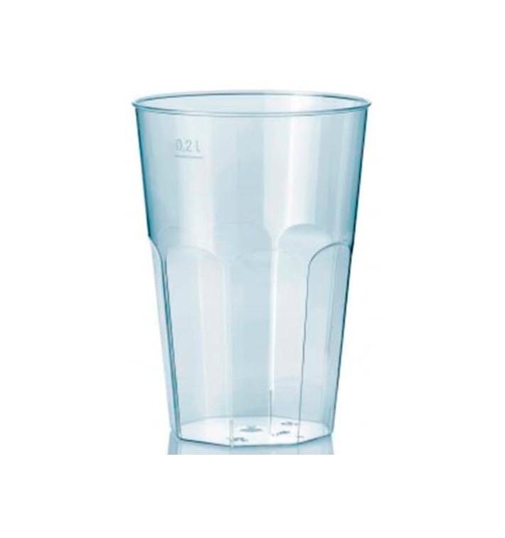 """Vaso """"Deco"""" PS Transparente Cristal 200 ml (25 Unidades)"""
