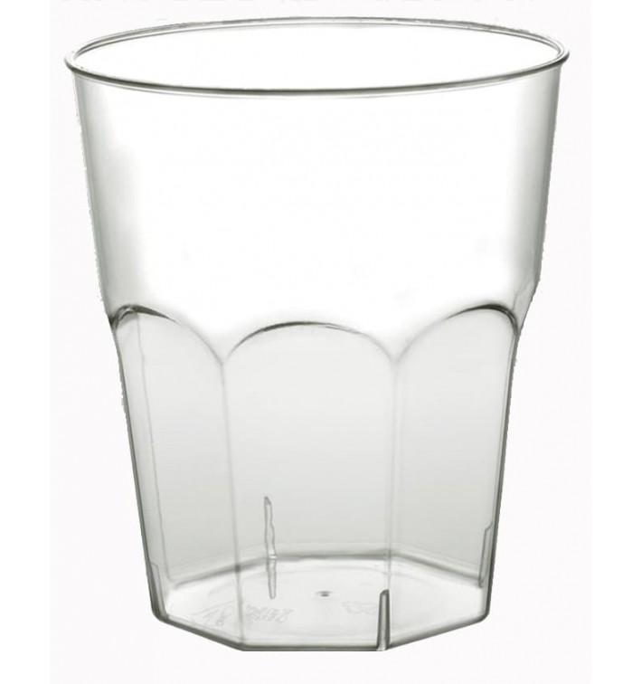 Vaso Plastico Cocktail Transp. PS  Ø73mm 200ml (50 Uds)