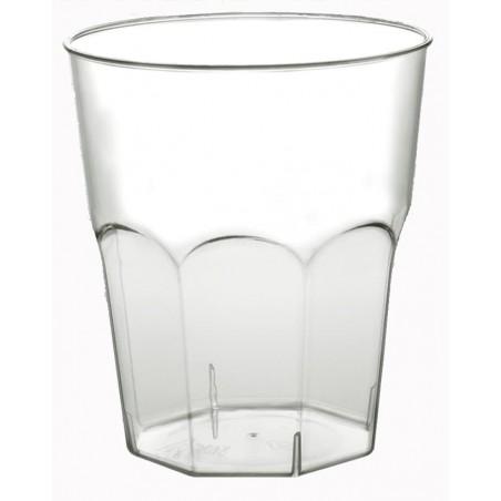 Vaso Plastico para Cocktail Transp. PS  Ø73mm 200ml (500 Uds)