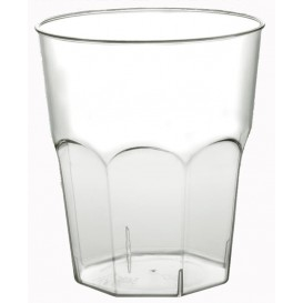 Vaso Plastico Cocktail Transp. PS  Ø73mm 220ml (50 Uds)
