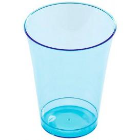 Vaso Inyectado Turquesa 230 ml (10 Uds)