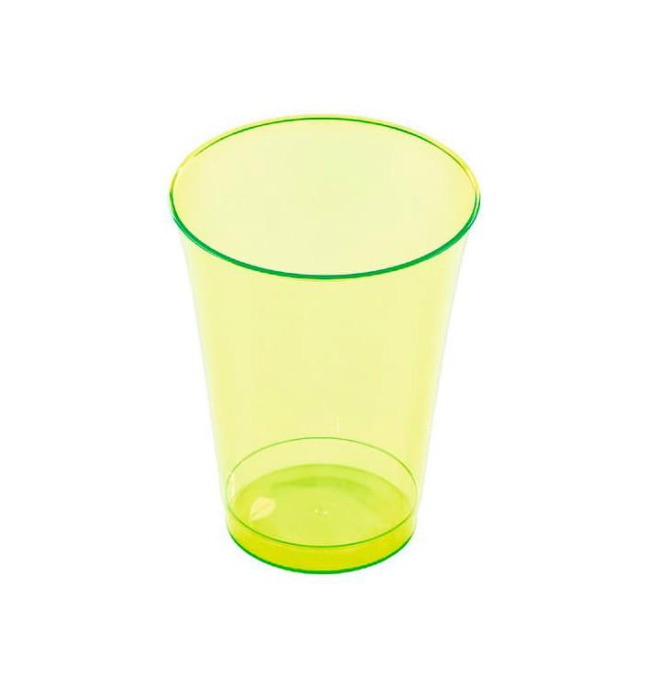 Vaso Inyectado Verde 230 ml (10 Uds)
