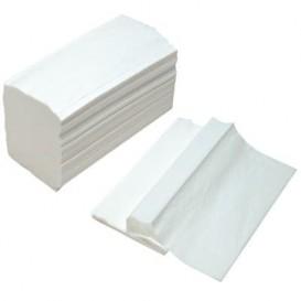 Toalla Papel Secamanos Tissue Blanco 2 Capas Z (150 Uds)