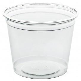Vaso de Plástico Rígido de PET 215ml Ø8,1cm (1.000 Uds)