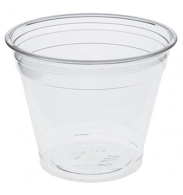 Vaso Rígido de PET 9 Oz/265ml Bajo Ø9,5cm (1000 Uds)