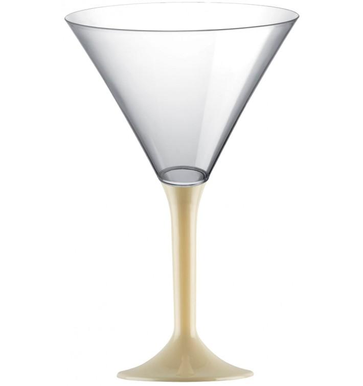 Copa Plastico Cocktail Pie Crema 185ml 2P (200 Uds)