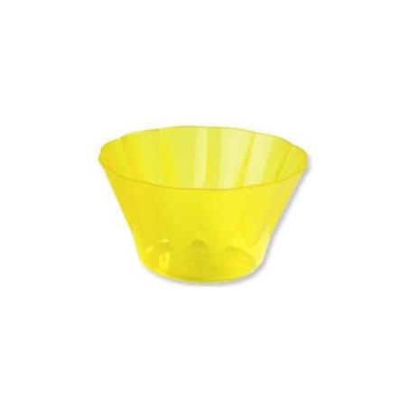 Copa Royal para Coctail Amarilla de Plastico 500ml (550 Uds)