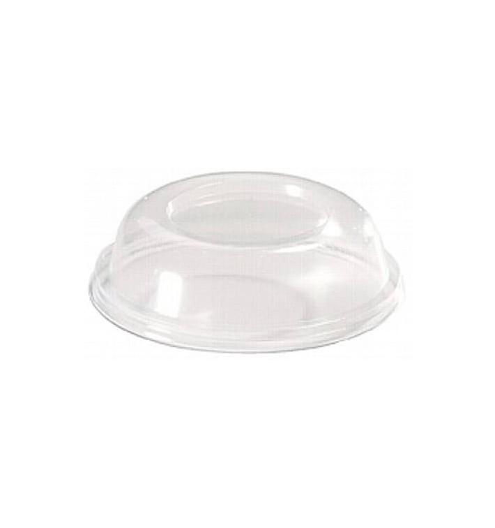 Tapa Cupula Sin Agujero para copa de Postre 260ml (20 Uds)