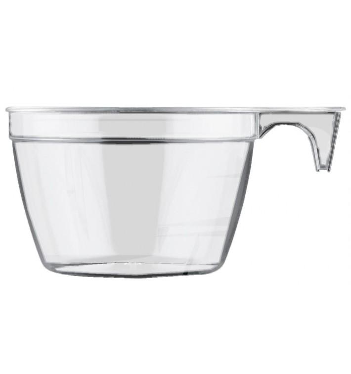 Taza de Plastico PS Cup Transparente 90ml (900 Uds)