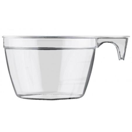 Taza de Plastico Cup Transparente 90ml (900 Uds)