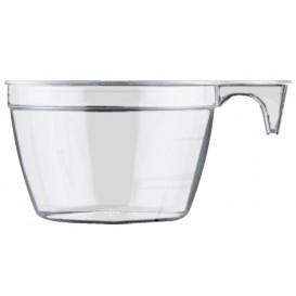 Taza de Plastico PS Cup Transparente 190ml (1000 Uds)