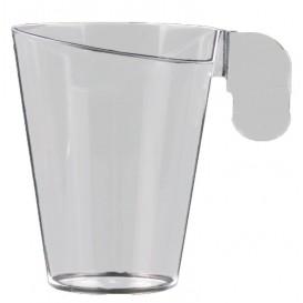 Taza de Plastico Design Transparente 72ml (240 Uds)
