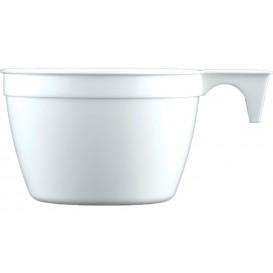 Taza de Plastico PP Cup Blanco 190ml (25 Uds)