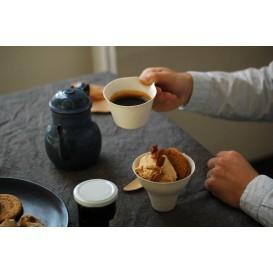 Vaso Wasara Coffee Cup Biodegradable 150 ml (50 Uds)