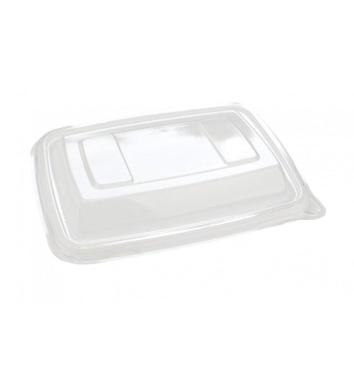 "Tapa de Plastico PET para Envase ""Vision"" 165x230mm (75 Uds)"