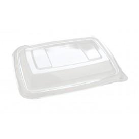 "Tapa de Plastico PET para Envase ""Vision"" 165x230mm (300 Uds)"
