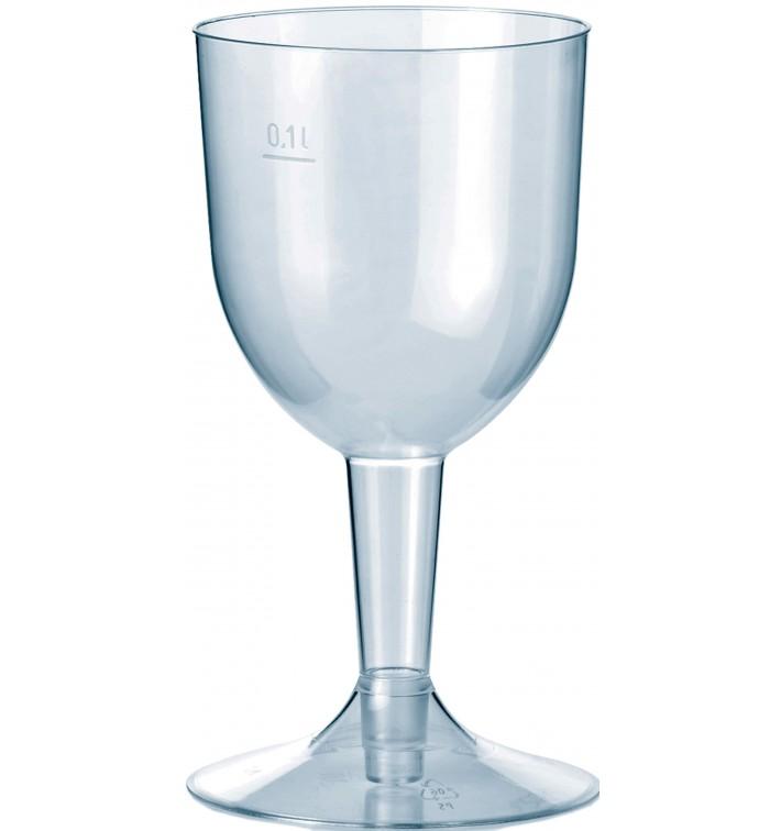 Copa de Plastico Premium Agua o Vino 140ml (500 Uds)
